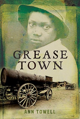 Grease Town Cover Image