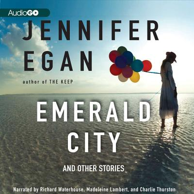 Emerald City Lib/E: And Other Stories Cover Image