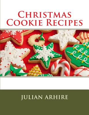 Christmas Cookie Recipes Cover Image
