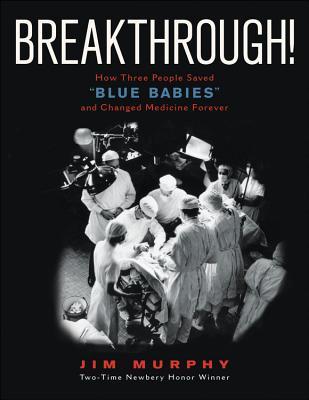 Breakthrough! Cover