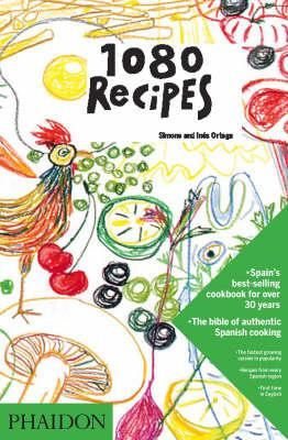 1080 Recipes Cover