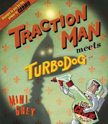 Traction Man Meets Turbodog Cover