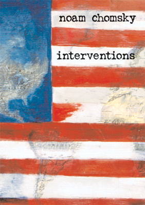 Cover for Interventions (City Lights Open Media)