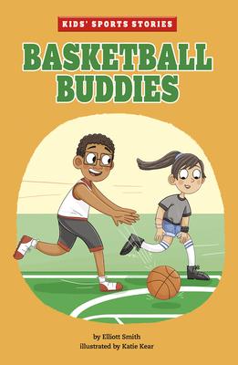 Basketball Buddies Cover Image