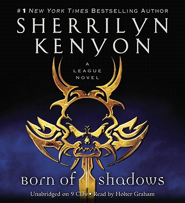 Born of Shadows Cover