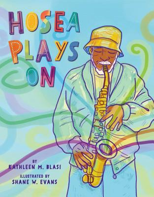 Hosea Plays on Cover Image