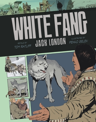 White Fang, 15 (Graphic Classics #15) Cover Image