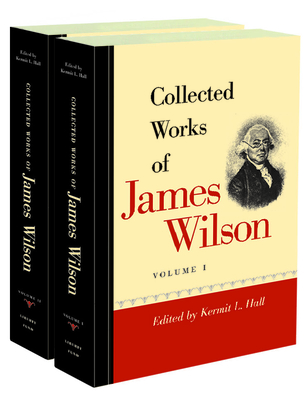 Collected Works of James Wilson Set Cover Image