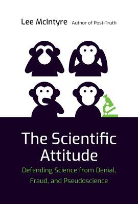 Cover for The Scientific Attitude