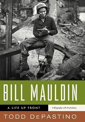 Bill Mauldin Cover