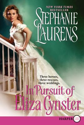 In Pursuit of Eliza Cynster Cover Image