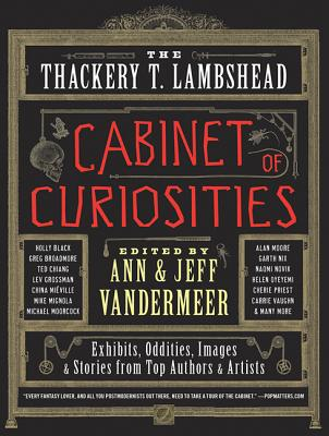 The Thackery T. Lambshead Cabinet of Curiosities Cover Image