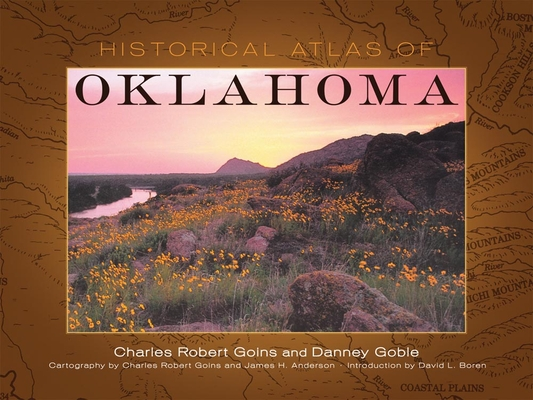 Historical Atlas of Oklahoma Cover Image