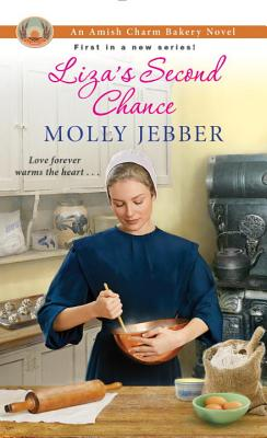 Liza's Second Chance (The Amish Charm Bakery #1) Cover Image