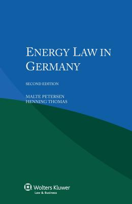 Energy Law in Germany Cover Image