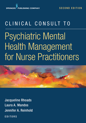 Clinical Consult to Psychiatric Mental Health Cover Image