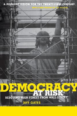 Democracy at Risk Cover