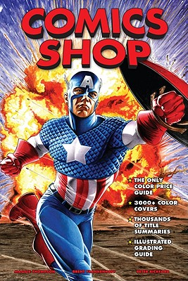 Comics Shop Cover Image