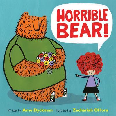 Horrible Bear! Cover Image