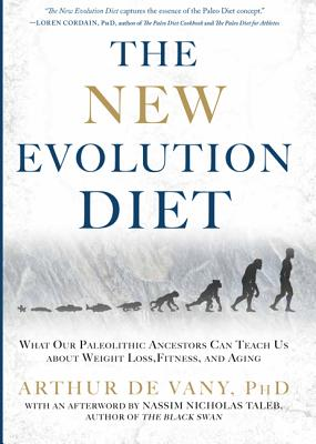 The New Evolution Diet Cover