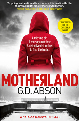 Cover for Motherland (The Natalya Ivanova Thrillers #1)
