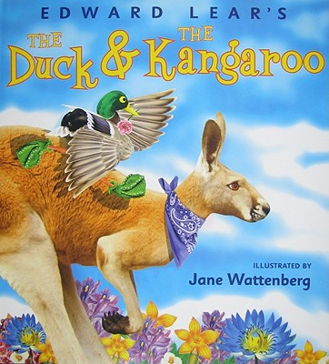 The Duck & the Kangaroo Cover