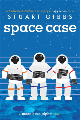Space Case (Moon Base Alpha) Cover Image