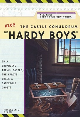 Cover for The Castle Conundrum (Hardy Boys #168)