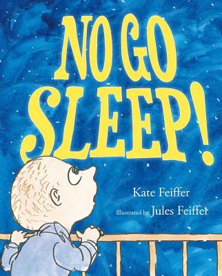No Go Sleep! Cover