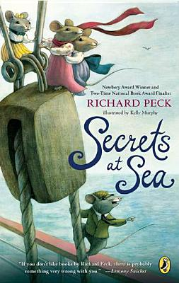 Secrets at Sea Cover Image
