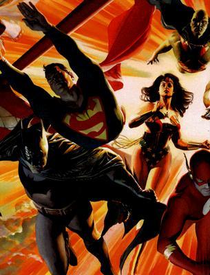 Mythology: The DC Comics Art of Alex Ross (Pantheon