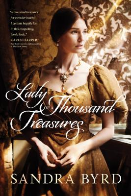 Lady of a Thousand Treasures Cover Image