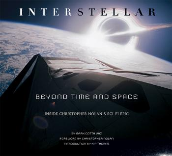 Interstellar: Beyond Time and Space Cover Image