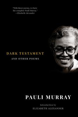 Dark Testament: and Other Poems Cover Image
