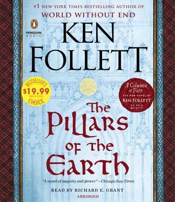 The Pillars of the Earth (Kingsbridge #1) Cover Image
