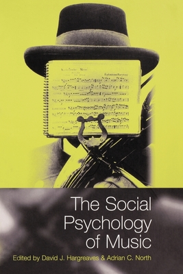 The Social Psychology of Music Cover
