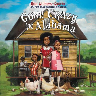 Gone Crazy in Alabama (Gaither Sisters #3) cover