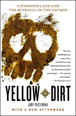 Yellow Dirt Cover