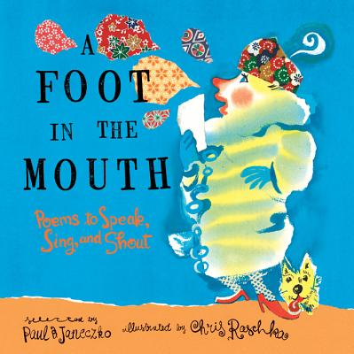 A Foot in the Mouth Cover