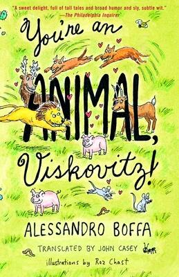 You're an Animal, Viskovitz! Cover