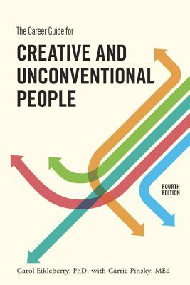 The Career Guide for Creative and Unconventional People Cover