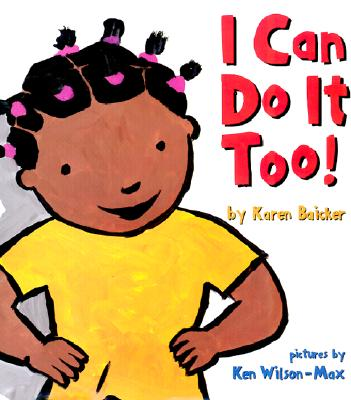 I Can Do It Too! Cover
