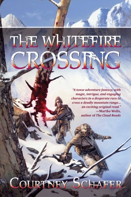 The Whitefire Crossing: The Shattered Sigil, Book One Cover Image