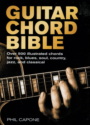Guitar Chord Bible Cover