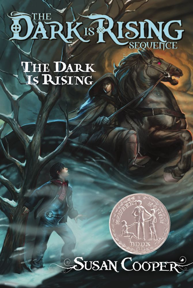 Dark Is Rising (The Dark Is Rising Sequence #2) Cover Image