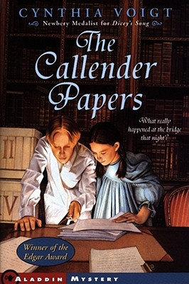 The Callender Papers Cover