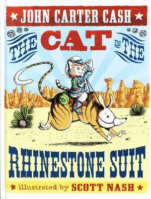 The Cat in the Rhinestone Suit Cover