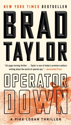 Operator Down (A Pike Logan Thriller #12) Cover Image