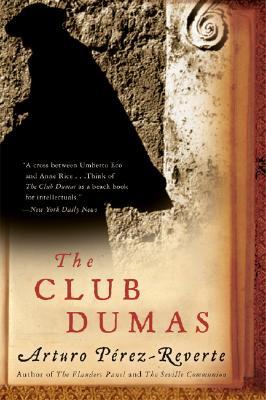 The Club Dumas Cover Image