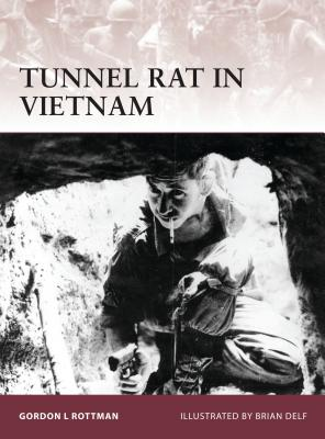 Tunnel Rat in Vietnam Cover